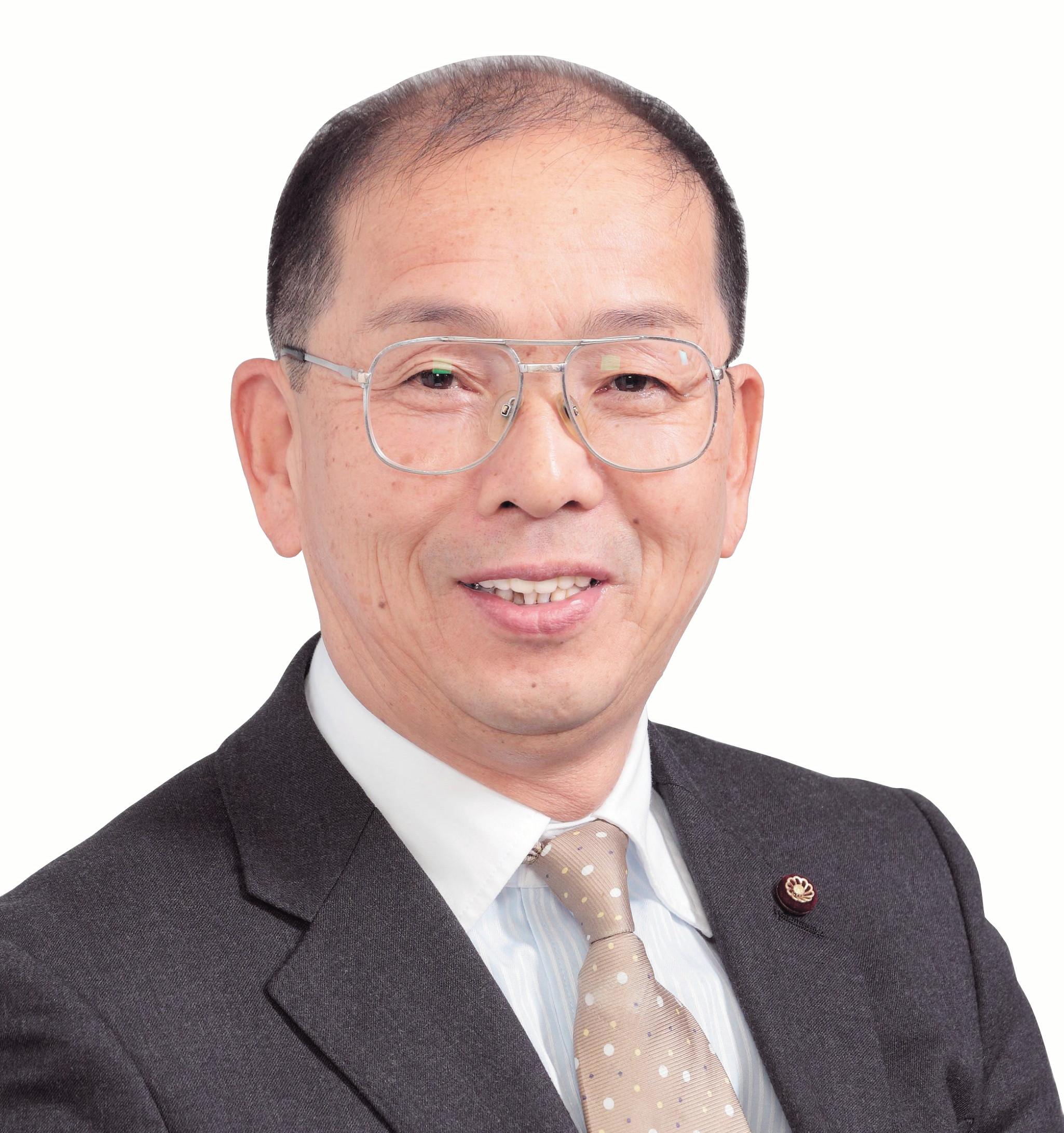 福知山市議選 吉見純男